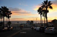 LA マンハッタンビーチ