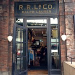 表参道にR.R.Lのお店が出現・・・