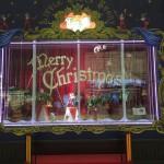 クリスマスディスプレイ。その伝統と革新!?