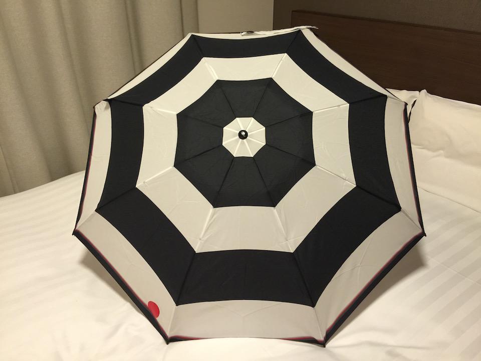 買う予定はなかったボーダーの傘。満足感のあるお買い物でした。