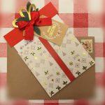 少し早いクリスマスカードが届きました!|自主セミナーのお知らせ