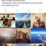 どうしていますか?instagramのプロフィール画面