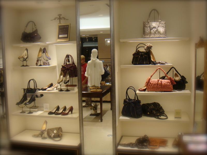 バッグや靴のライザー使用例