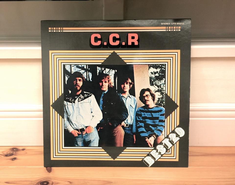 『CCR』のアルバム